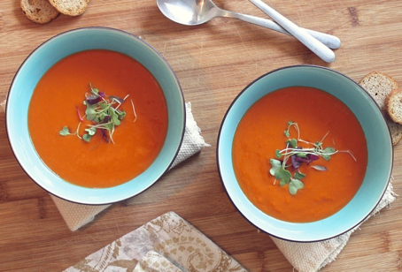 Must-Have Mouthwatering Wedding Appetizers - Soup