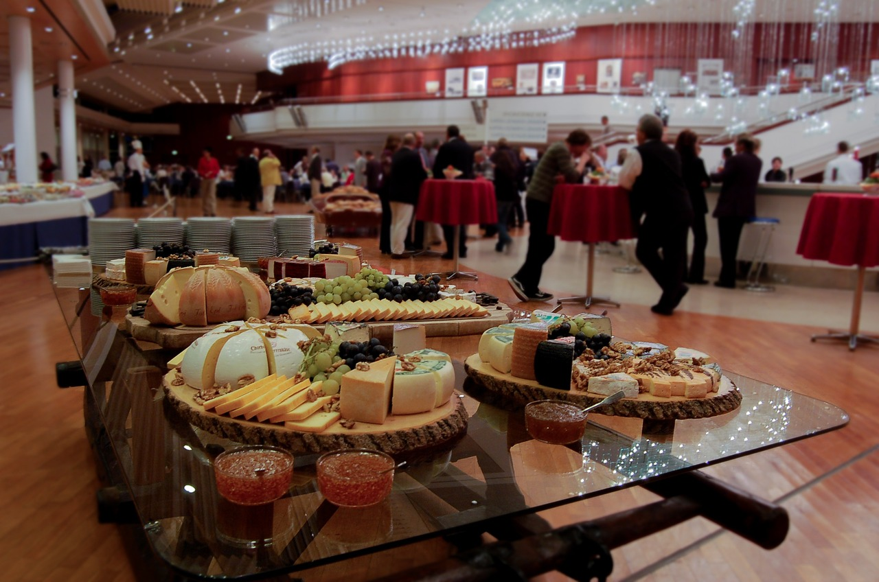 A St. Cloud Caterer's Recipe for Feeding Your Company Culture