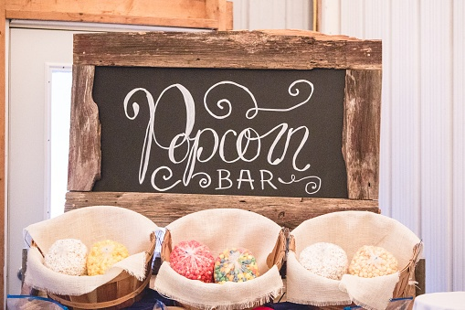 5  WEDDING RECEPTION SNACK IDEAS THAT WON'T BREAK YOUR BUDGET